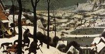 """Pieter brueghel il vecchio / Conosciuto come """"Fagiano Bruegel,"""" è stato un pittore fiammingo vissuto tra il 1525 e il 1569"""