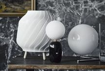 Table lamps / Light up your home with decorative and functional table lamps. Browse through our large selection of designer table lamps here.