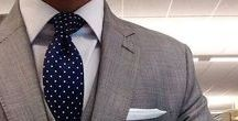 Neckties for the Office / Serious modern and vintage neckties