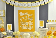 Party Inspiration / by Monica Bell