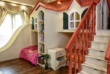 Home for little hands and little feet / Children's Room Ideas / by Cyndi Pummer