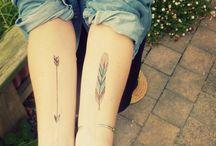 Tattoos / by caroline golden