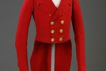 Men's Clothes - from 1700c. / Men's clothes