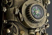 Steampunk & Industrial / by Elizabeth Zirkle