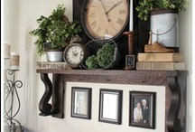 Home Decor / Home decor / by Myrna Courtney