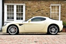 """Alfa Romeo / """"Every Time I See an Alfa Romeo Pass By , I Lift My Hat.""""  Henry Ford  / by Brian Hawkins"""