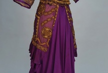 Tango dresses c1913
