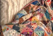 Afghans and Quilts etc.