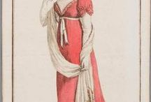 19thc fashion plates and prints (before 1830)
