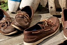Boat Shoes & Mocs / by Brian Hawkins
