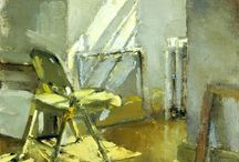 Chairs in Art / Paintings of chairs