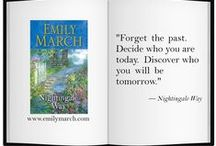 Emily March Quote of the Week / by Emily March