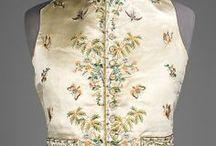 Men's Waistcoats from c.1700 / Clothing