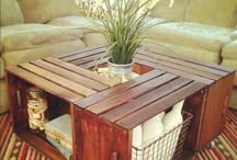 DIY: Furniture & Upcycles