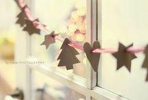 Christmas DIY / Kerst doe-het-zelf projecten / by Julianne Krijgsman