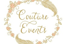 Couture Events {Our Work}  / by Couture Events
