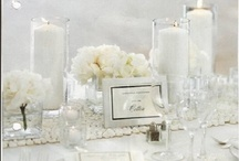 Color: Wonderful White Wedding / by Couture Events