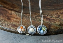 Crafts - Jewelry / by Jenn Young