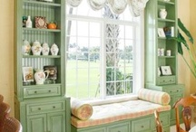 For the Home / Home decor, interior design / by Heather Roach