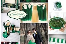 Color: Gorgeous Green Wedding Ideas / by Couture Events