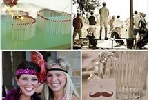 Party Ideas / by Courtney Cozzolino
