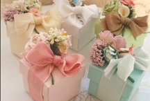 Favorites:: Favors / by Couture Events