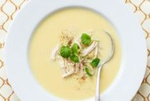 Soup / by Marie | Feeling Foodish