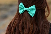 Hair today... / by Sarah Tiffany