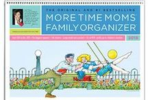 Gifts That Parents Appreciate / We offer a line of products to help families organize their busy lives so that they can spend more time creating memories with their families.  Visit www.moretimemoms.com to view our complete line of products.