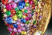 Fancy Coloured Diamonds / A collection of photographs and images for anyone with a passion for natural pink diamonds.