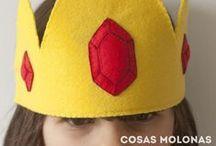 Carnaval / Halloween / by Cosas Molonas