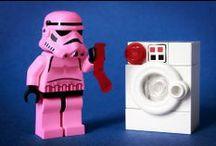 We ♥ Lego / by Cosas Molonas