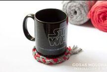 Cosas Molonas Blog & DIYs / by Cosas Molonas