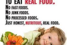 Eat to Live / by Nan Ballard
