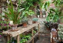 Outdoors Design / Design board for out and about. Garden and outdoor living.