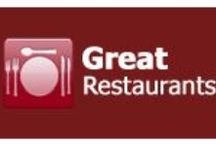 Great Restaurants in the UK / If you are looking for a great place to eat in or around the United Kingdom, you won't be disappointed! The UK's thriving restaurant scene offers something for everyone. From fine dining to pub food, Mediterranean cuisine to traditional English, Chinese to Indian and so much more. Whether you are on a tight budget or have lots to spend for a big party or celebration there is something for everyone in the UK.