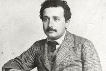 Albert Einstein / Images and documents around Albert Einstein