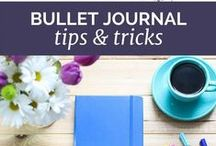 Bullet journals for Moms / Use these helpful tips for bullet journaling to customize  your Mom's Agenda. Check out our other boards for organizing tips, activities and neat ideas for the family. Visit www.moretimemoms.com to view our timesaving tools for busy families.