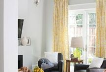 window treatments / by Lisa Causey