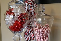 Mistletoe & Ribbon Candy / by Rachel Dean