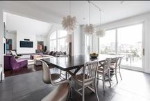 House - Dinning Room / by Amanda Doukellis