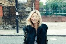 Kate / Kate Moss / by Tessa Horehled