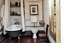 For The Home - Bathroom / by Tessa Horehled