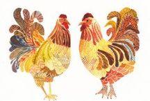Chickenz Chickenz  / by Hilary Underwood