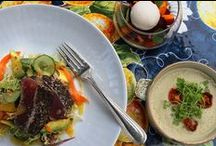 """Tease Your Tastebuds / Executive Chef Alessandro Cartumini say's, """"We all need good food."""""""