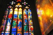 Stained glass / by Albina