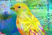 Art journal 3 / by Albina
