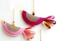 'bird'day party / by Tintel