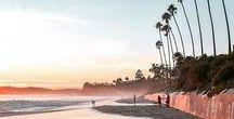 Sunsational Moments / Epic sunsets over Santa Barbara