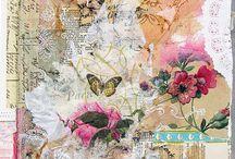 Art journal 4 / by Albina